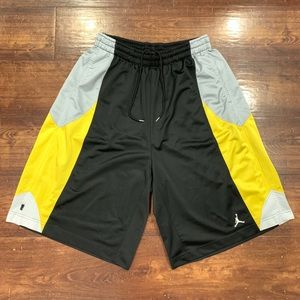 Nike Air Jordan Basketball Athletic Shorts
